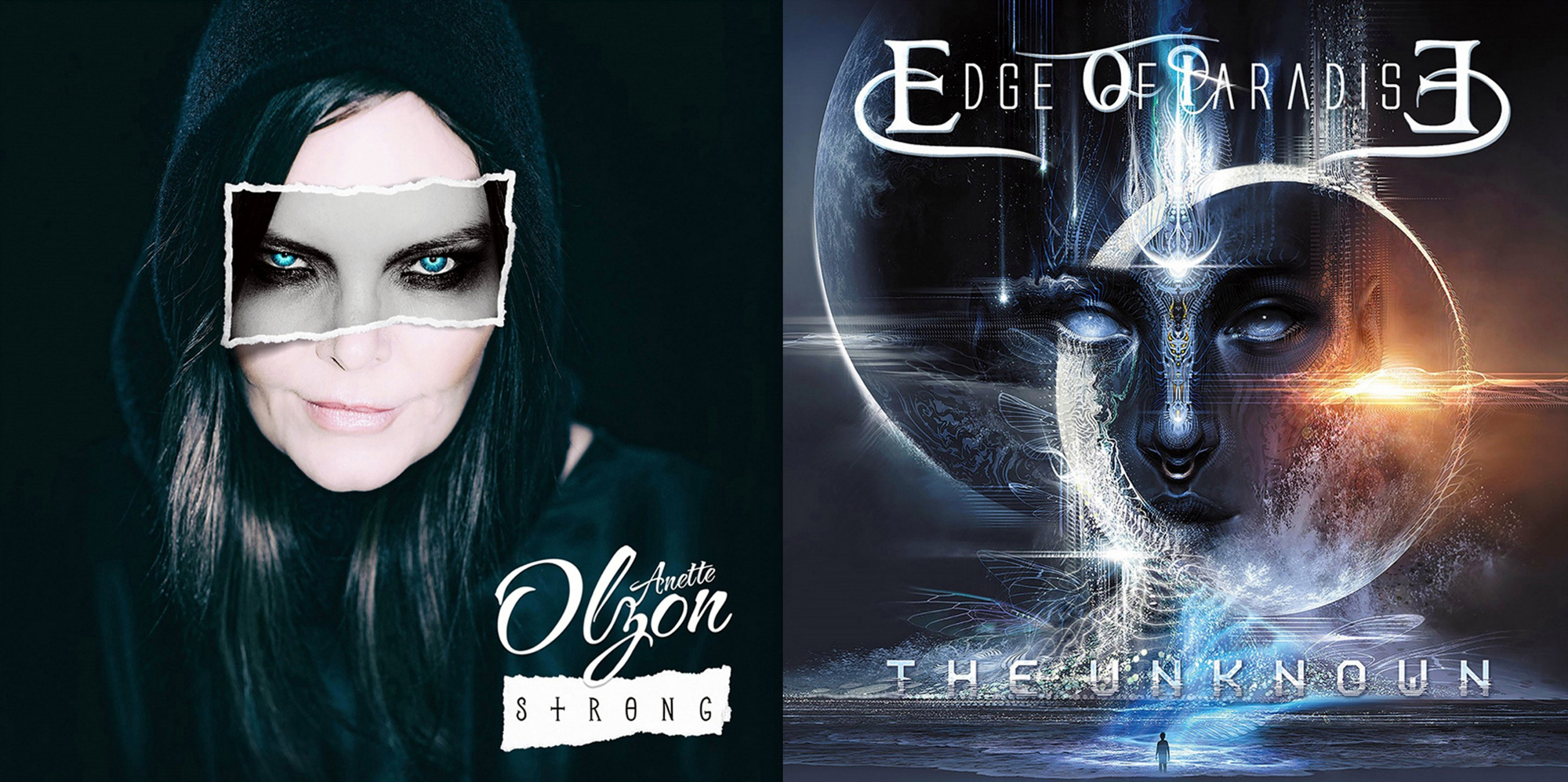 [Going Faster] : Anette Olzon / Edge Of Paradise