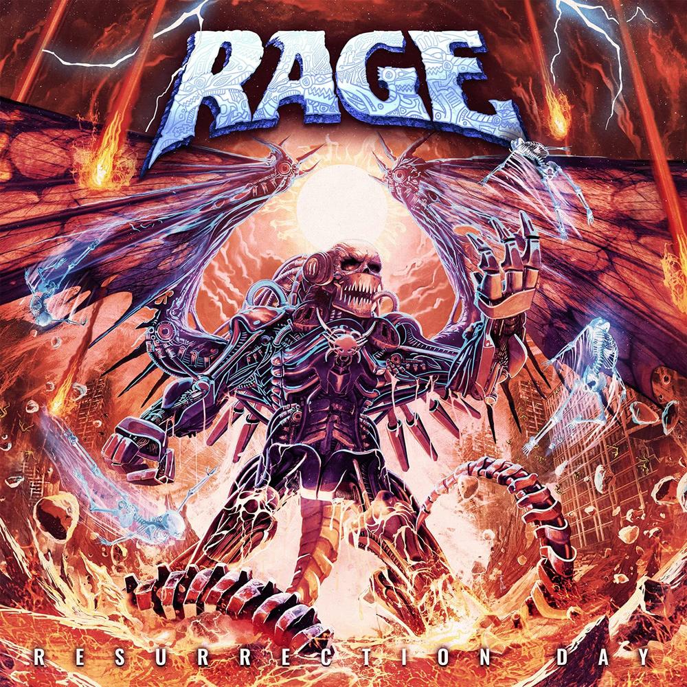Rage : attaque en règle